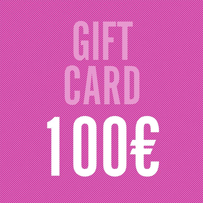 Buono Regalo del valore di 100 €