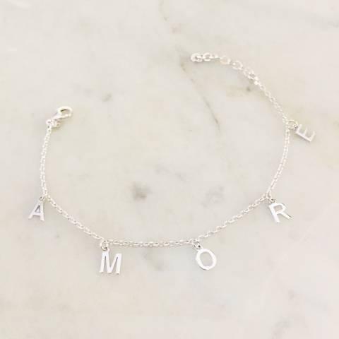 Bracciale Amore argento 925