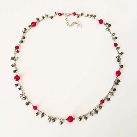 Collana girocollo argento 925 Antoinette